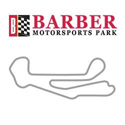 Barber Motorsports Park Track Map Barber Motorsports Park | Chin Track Days Barber Motorsports Park Track Map